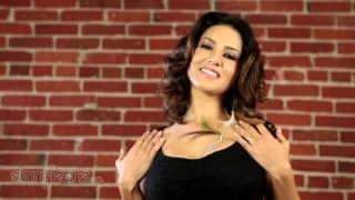 Sunny Leone loves masturbating alone