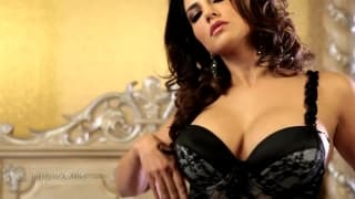 Sunny Leone is a very sensual woman on camera