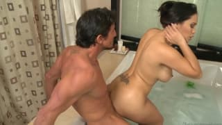 An exciting massage from Jessica Bangkok
