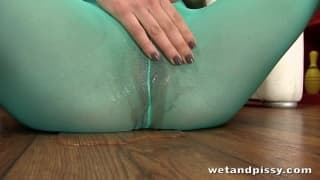 Henessy is a very horny brunette!