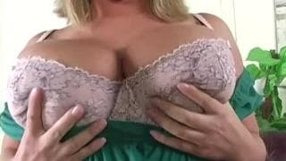 Brandy Talore is a Milf who loves handjobs