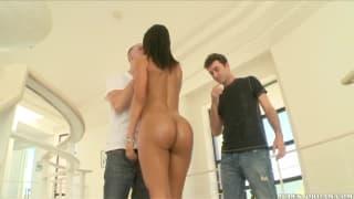 Franceska Jaimes has a beautiful ass