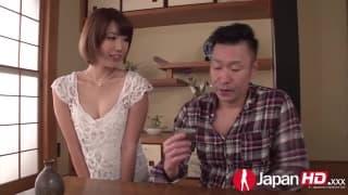 Seira Matsuoka wants to please her man