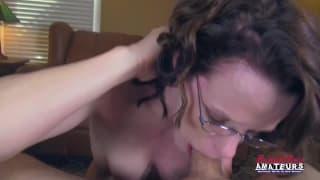 She enjoys her pussy like never before