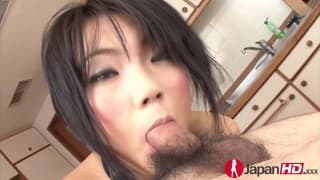 Haruna Katou is a sexy Japanese girl