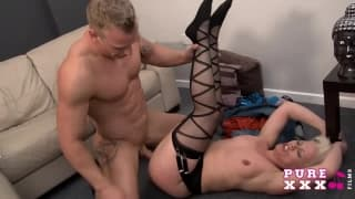 Bree Branning loves to fuck with any cock