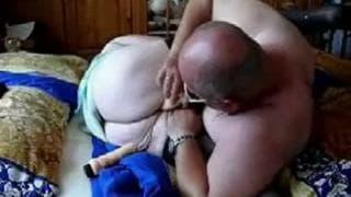 Her husband wants to make her cum