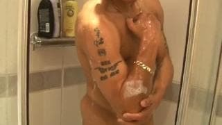 A young boy who loves to masturbate