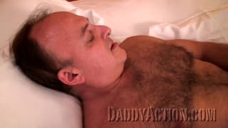 Discover William Duplat jerking off alone
