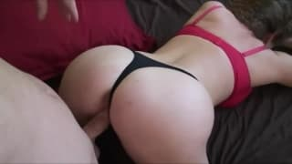 This milf loves to fuck younger guys