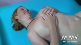 This busty milf loves to be fucked hard