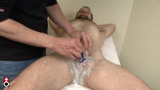 Jay Daniels lets him fuck his anus!