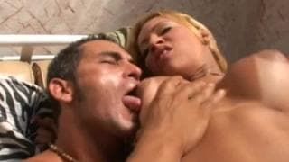 Aline gets fucked generously by Vitor
