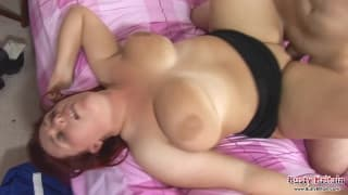 Kelly Danvers fucked by a man in a mask