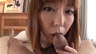 Minami Kitagawa is a horny Asian