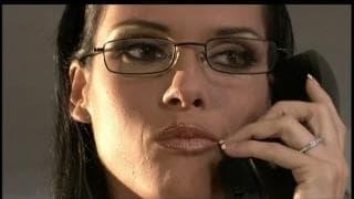 Jennifer Dark gets her pussy licked!