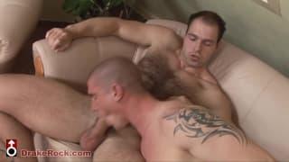 Peter Johnson and Max Born enjoy sodomy