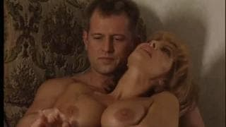 An Italian porno with Milly D'abbraccio