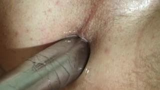 A young gay sucks a mature cock