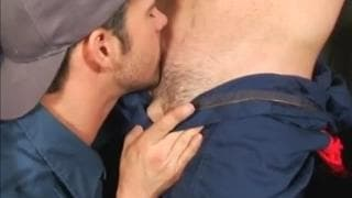 Two gay men will sodomize anywhere