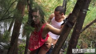 This guy gives Kaylee Banks a good pounding