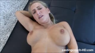 Tammi has big tits to enjoy with him