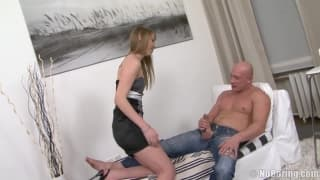 Marry Dream enjoys being butt-fucked