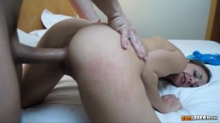Sheima loves a big cock like this!