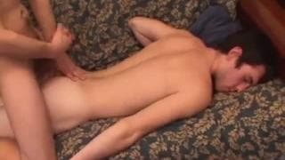 Reece and Parker are cum hungry today!