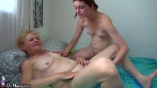 A compilation of lesbian grandma's!