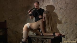 Cayenne Klein will be dominated for sex