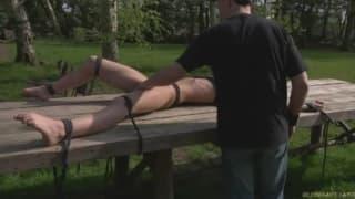 Nataly Von loves hardcore BDSM