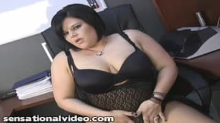 interesting bbw wife getting spanked during sex commit error