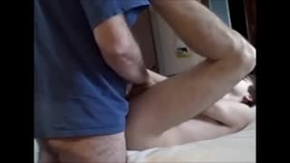 A twink feeling anal pleasure with his friend