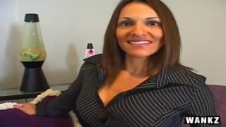Kristine is a milf that continues to fuck!