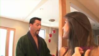 Jack Vegas wants to penetrate Natalie Monroe