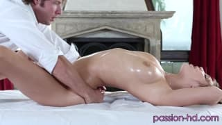 Holly Michaels has an erotic sex session