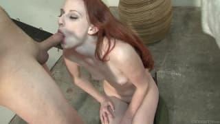 Audrey Lords Amateur Pornstar Redhead
