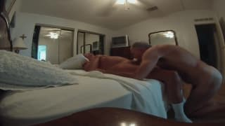 Two mature gay men fucking for fun