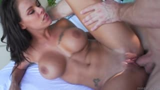 Title: Peta Jensen loves shaggPeta Jensen loves shagging outsidePeta Jensen loves shagging outsideing outside