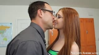 Kurt Lockwood and Ava Sparxxx are fucking