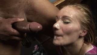 A compilation of hot cum facials
