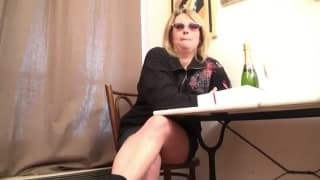 This mature woman just wants some cock