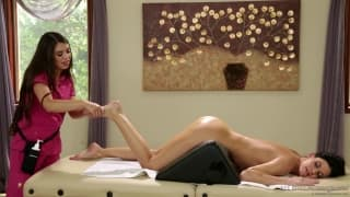 India Summer and Tiffany Doll have some fun