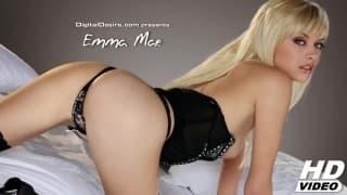 Emma Mae is so cute when masturbating