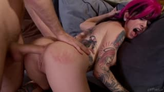 Joanna Angel will always welcome James Deen