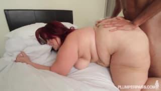 Jazmin Torres gets her big ass pounded