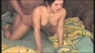 Kate is fucking in doggy position