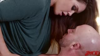 Alison Tyler knows how to suck hard