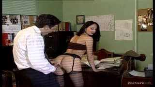 Patricia Diamond loves a hard dick